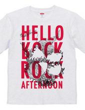 HELLO ROCK ROCK