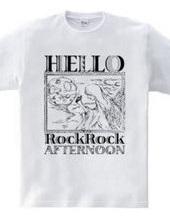 HELLO ROCK PRAY