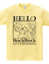 HELLO ROCK PRAY