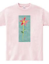 flower print making
