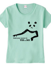 YES or NO -パンダ-