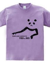 YES or NO -PANDA-