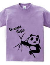 パンダの右ストレート