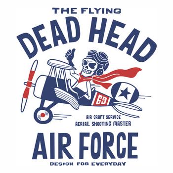 THE FLYING DEAD HEAD