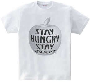 Stay hungry Stay foolish01
