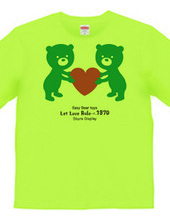 easy bear & heart