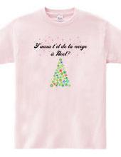 Y aura t il de la neige a` Noel?