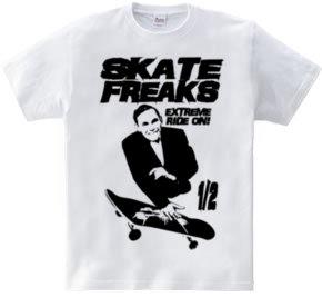 SKATE FREAKS