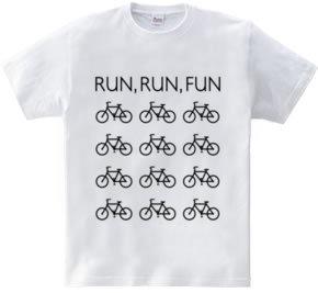 自転車に乗って(1C)