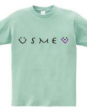 USMEV、笑顔