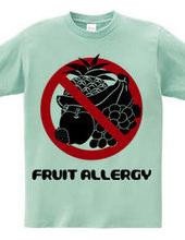 Fruit allergy