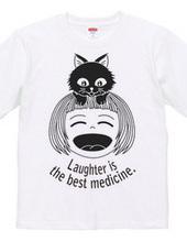 笑いは最高の薬