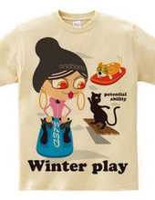 Aro s winter play