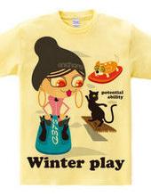 Aro s winter play