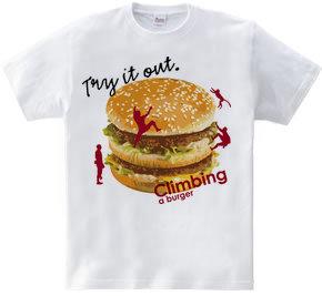 Climbing burger