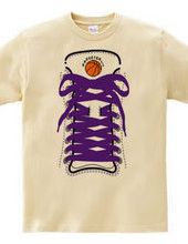 Basketball shoes! -purple-
