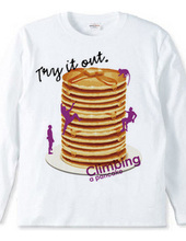 Climbing pancake