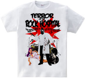 TERROR OF THE ROCK HOSPITAL