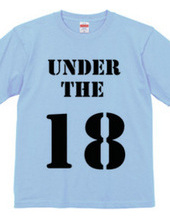 under the 18