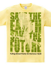 SAVE THE EARTH No.1_00