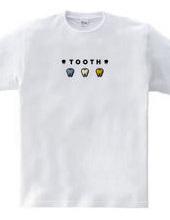 銀歯・ノーマル・金歯