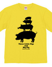 Three Little Pigs & Big Pig 01