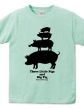 Three Little Pigs & Big Pig 01