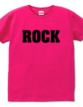 Rock ロック シンプルロゴ