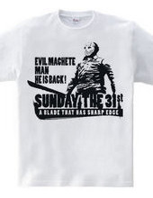 Sunday the 31st