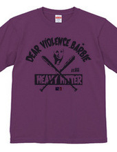 DEAR VIOLENCE BARBIE 打率.666