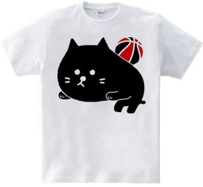 猫背バスケ