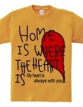 Hoem is where the heart is... boy ver.