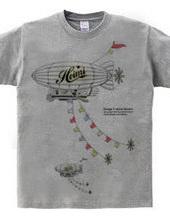 空飛ぶTシャツ屋さん