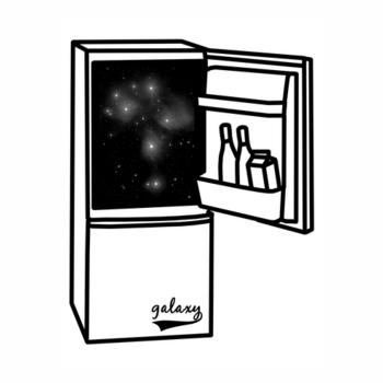 宇宙冷蔵庫