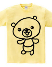 なんてたってクマちゃんTシャツ