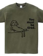 お疲れ様です。 -イヌ-