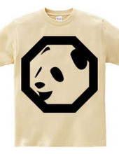 PANDA FACE (octagon)