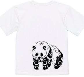 熊猫Tシャツ