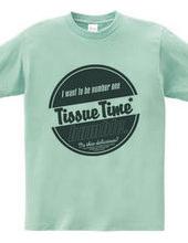 Tissue Time logo T