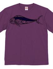 鱰 Tシャツ