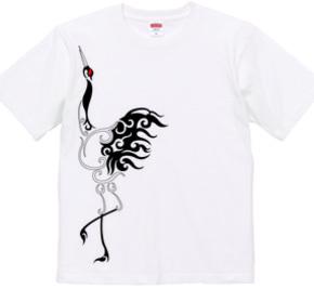 千鶴萬亀 Tシャツ ver.2