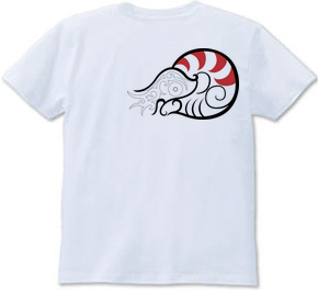 オウム貝 Tシャツ