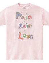 Pain like Rain of  Love