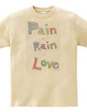 Pain like Rain of  Love