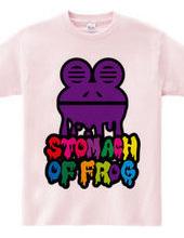 s.o.f.Street frog