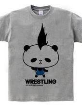 [] Mohawk Panda wrestling