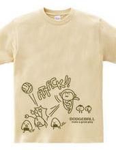 DODGEBALL  -Crab & Monkey-