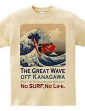 The Great Wave off Kanagawa(KABUKI-MONO)