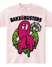 BAKEO BUSTERS 【Pink】