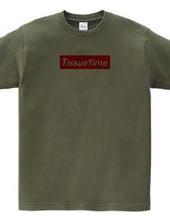 Tissue Time ロゴT